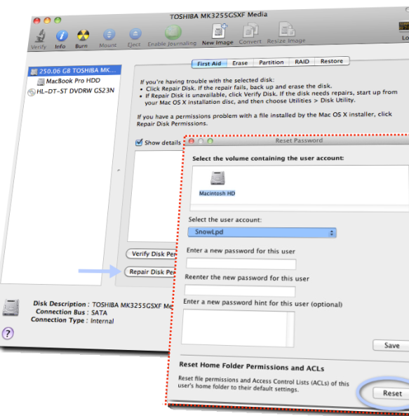 how to fix permissions (Permissions Pt 2) |