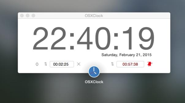 osxclock 1
