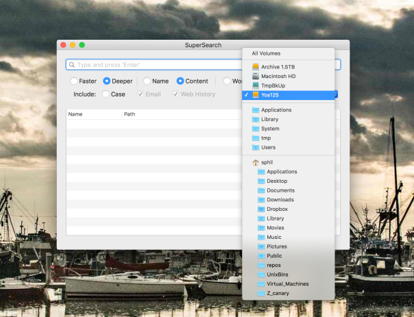 how to find anything on your mac |