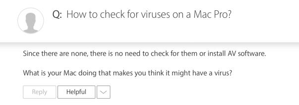 image of do Macs get malware